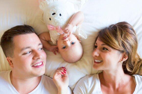 10 pažadų ateinantiems metams: apie juos turėtų pagalvoti kiekviena mama