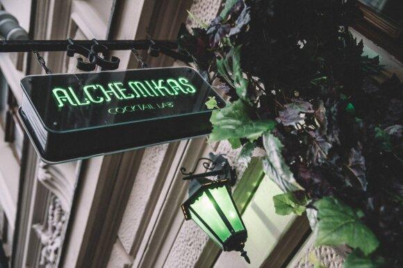 """Baras """"Alchemikas"""""""