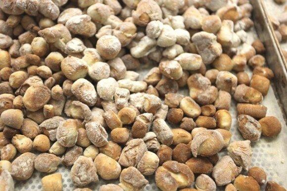 Tikrų lietuviškų kūčiukų receptas