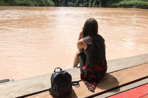 Egzotiškoje šalyje gyvenanti lietuvė rėžė teisybę: žmonės mano, kad čia – rojus, bet tai – pragaras