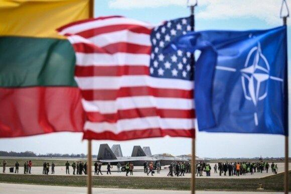 Anusauskas: Lithuania starts work on comprehensive national defense plan
