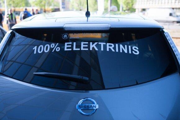 5 patarimai, kaip atskleisti visą elektromobilio potencialą