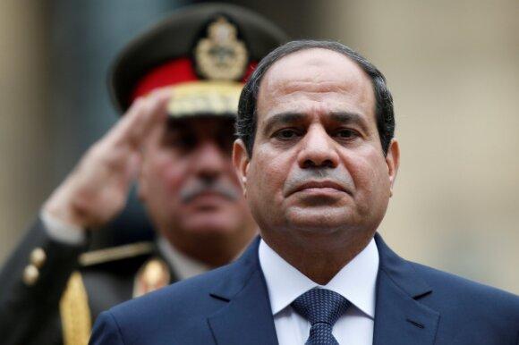 Abdelis Fattahas al Sisi