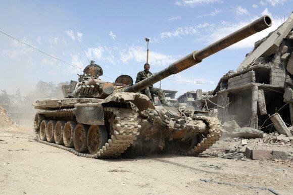 Idlibas gali būti paskutinis mūšis Sirijos kare, tačiau Sirijos agonija tuo nesibaigs
