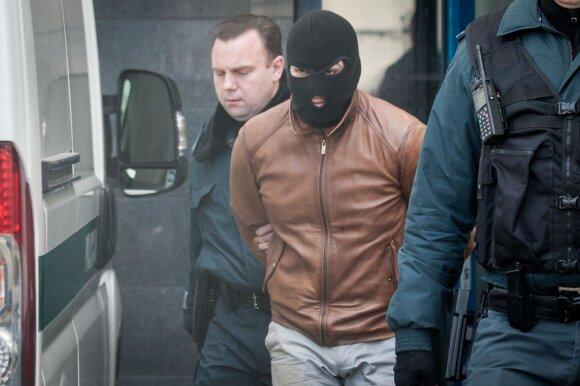 I. Strazdauskaitės pagrobimo ir nužudymo byla: keturi įtariamieji suimti trims mėnesiams