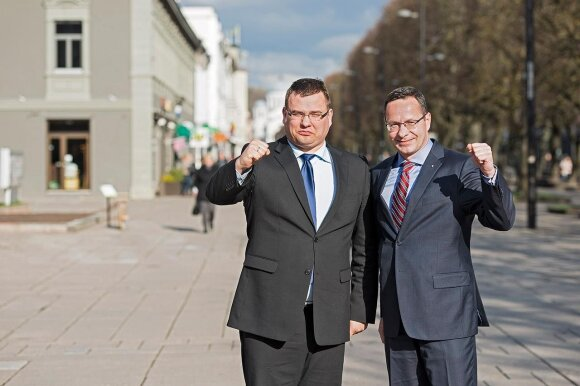 Skvernelio žaidimas pavojingas: rizikuojame palaidoti galimybę, kurią Lietuvai suteikė Trumpas ir Putinas