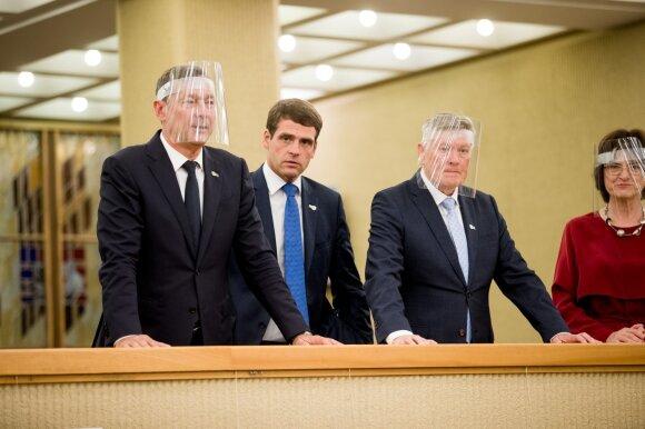 Artūras Zuokas, Remigijus Žemaitaitis, Artūras Paulauskas