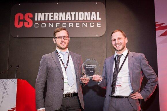 CS Industry apdovanojimai