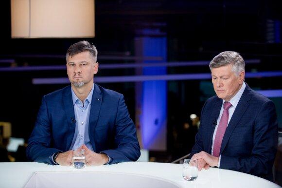 Paulauskas – apie JAV atmestus kaltinimus Venckienei: manęs toks argumentas neįtikina