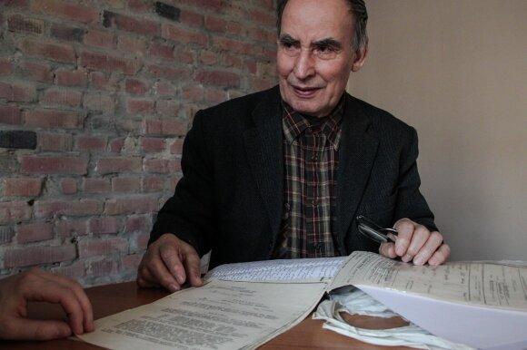 Антанас Гуркшнис (фото: Ярослав Чернов)