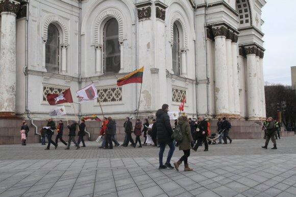 Tautininkų eitynės Kaune