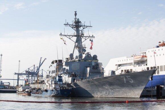 """""""USS Donald Cook"""""""