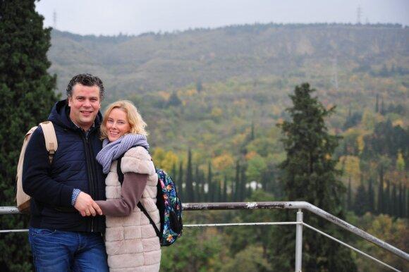 Renata ir Tadas Bergeliai