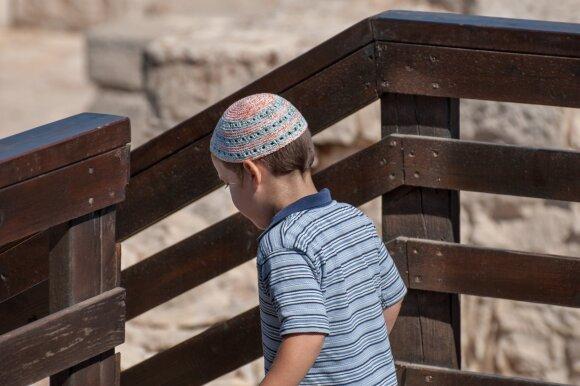 Žydų šeimos