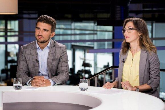 Maksimas Milta, Nastasia Jaumen