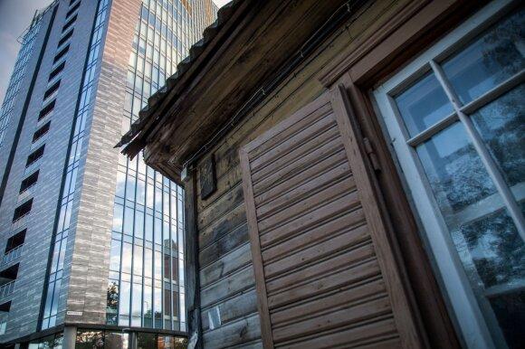 Įvardijo, kiek reikia uždirbti, kad įpirktumėte butą viename populiariausių Vilniaus rajonų