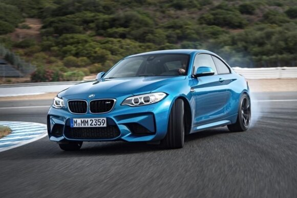 """""""BMW M2 Coupe"""""""