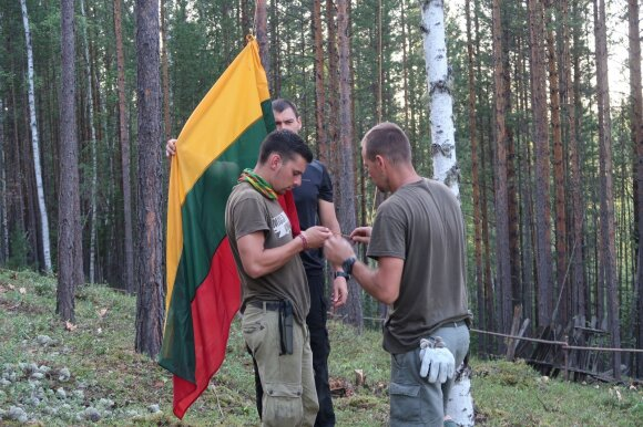 Rusija Lietuvai iškėlė ultimatumą: sutinkate su mūsų sąlygomis arba stabdome jūsų projektą