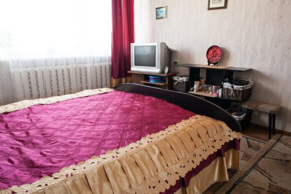 20 metų senumo kambarys