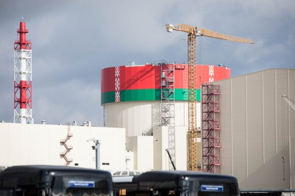 """Российский эколог: реакторы """"Росатома"""" и АЭС в Беларуси - это вопрос суверенитета стран Балтии"""