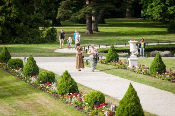Birutės parkas Palangoje