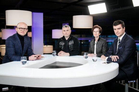 Pasaulyje netylant diskusijoms apie bazines išmokas, Lietuvos ekonomistai nesutaria – būtinybė tai, ar komunizmo šmėkla