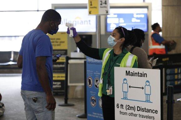 Virusas dar labiau pablogins viską, ko nekenčiate oro transporte