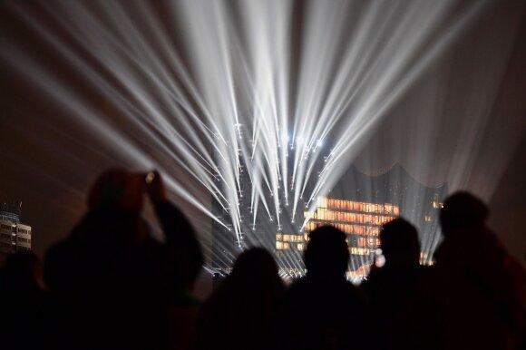 Elbės filharmonijos atidarymas