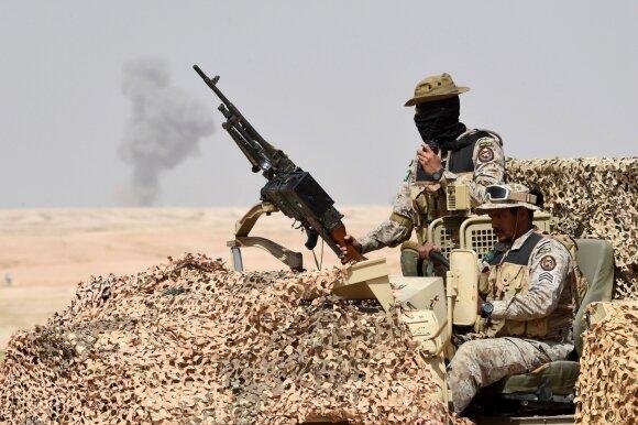 Grėsmingas kariuomenes turi net šalys, iš kurių to nesitikėjote