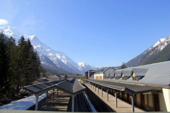 Kurortas Alpėse, kurį renkasi ne tik slidininkai