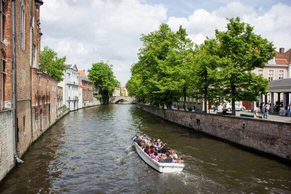 Išrinko 10 romantiškiausių pasaulio vietų – į sąrašą pateko ir Lietuvos miestas