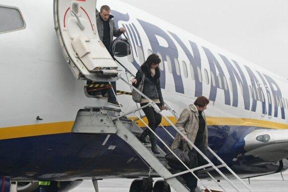 Internetu pirktas lėktuvo bilietas pabrango 90 Lt
