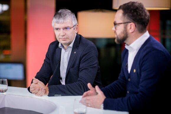 Mindaugas Ubartas ir Audrius Stasiulaitis