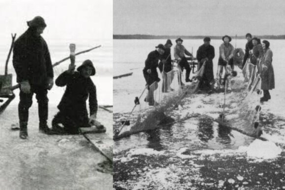 Kuršių žvejai