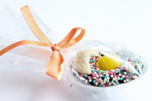 """Greitai pagaminamas šokoladinis siurprizas <sup style=""""color: #ff0000;"""">(FOTO)</sup>"""