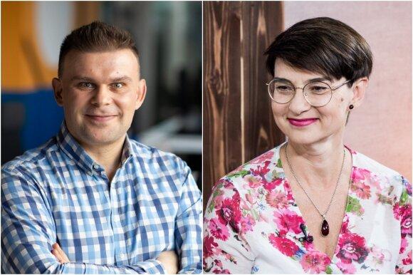 Valerijus Morozovas, Violeta Kvedarienė
