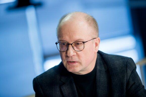 VDA rektorius Audrius Klimas