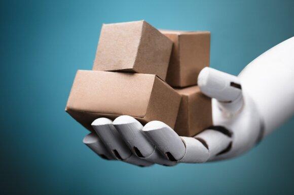Robotas ir pardavimai