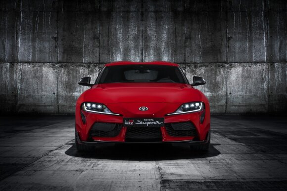 """Toyota GR Supra"""