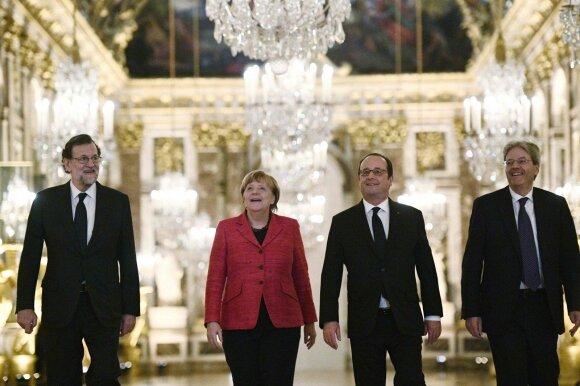 Sostų karai ES viduje stumia bendriją į pavojingą padėtį