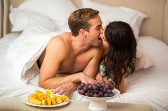 Maistas ir seksualumas