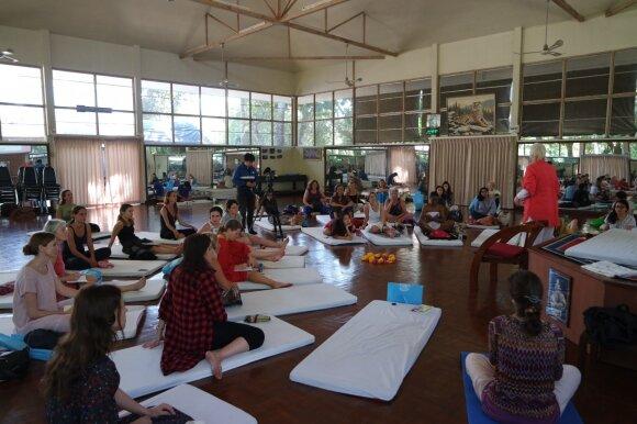 Į Tailandą – mokytis seksualinio kung fu
