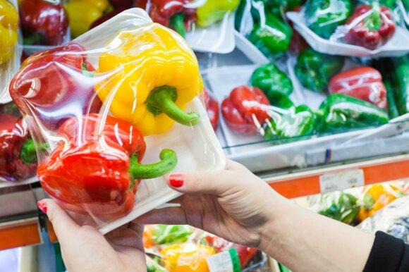 Plastikinė pakuotė
