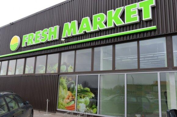"""Fresh Market"""