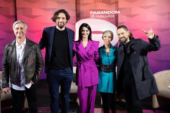 """""""Eurovizijos"""" finalo su nerimu laukiantis žiūrovas pasipiktino komisijos vaidmeniu: aukščiausią vietą iškovojome ne dėl jos"""