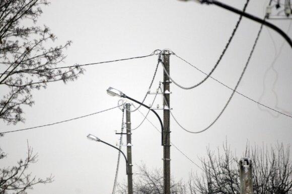 Rusija mums gali atjungti elektrą greičiau, nei susijungsime su Europa