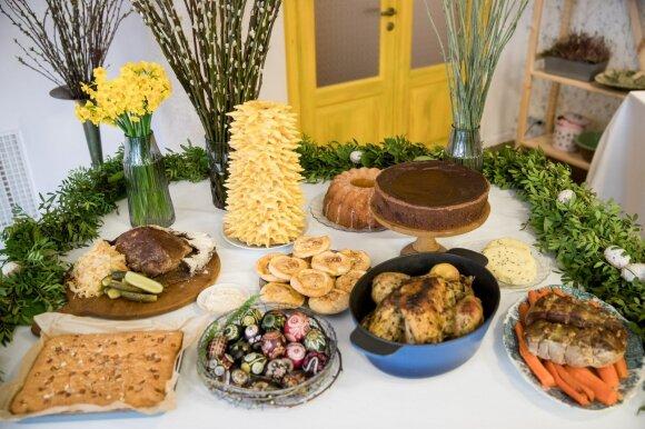 Ką ant Velykų stalo lietuviai dėjo prieš 100 metų: dietologai tokią mitybą vertina labai gerai