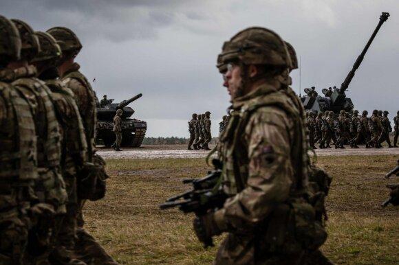 Lenkija šalies rytuose formuoja naują diviziją