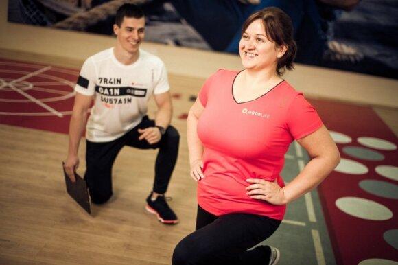 Astos sėkmės paslaptis: minus 22 kg ir susigrąžinta energija bei jaunystė