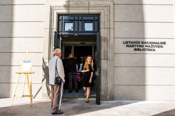 8-erius metus trukusios statybos baigėsi: Nacionalinė biblioteka atsivėrė stebindama šiuolaikiniais sprendimais